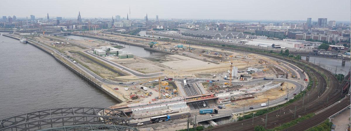 Baustellendokumetation Luftbild