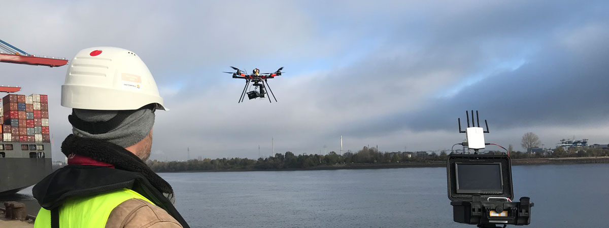 Coptercloud Drohnen