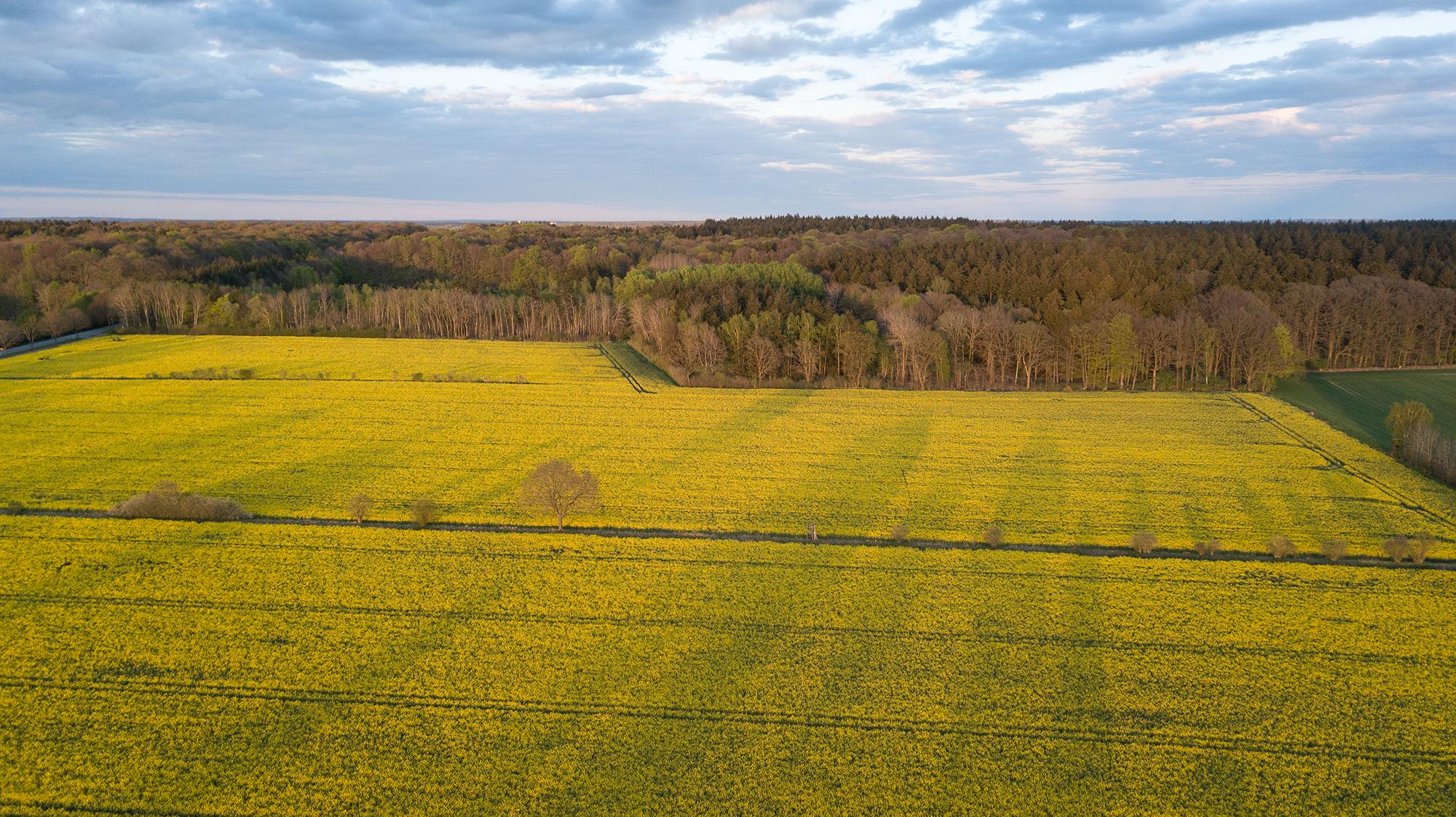 Landwirtschaft Drohne Slider