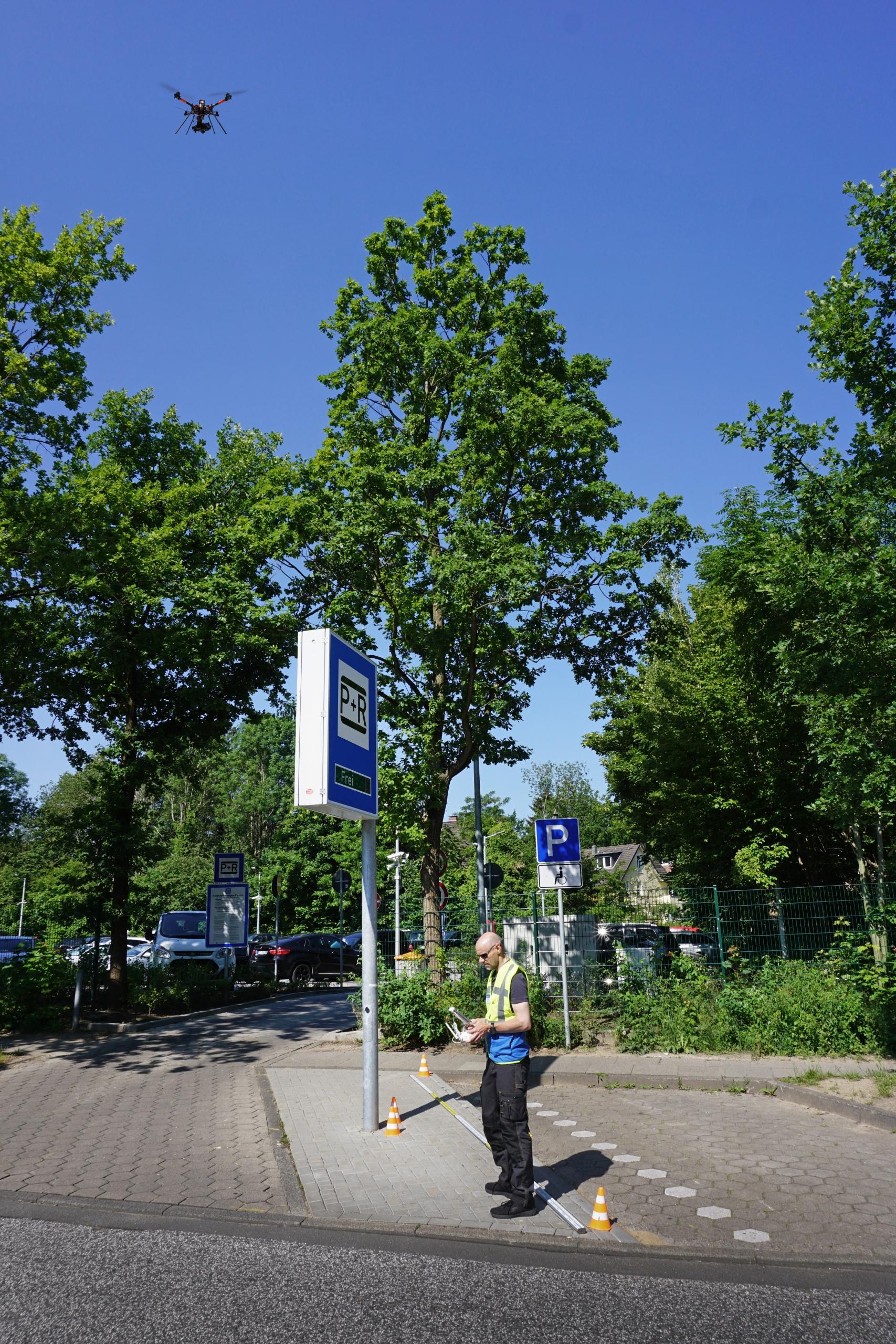 P+R Niendorf-Markt