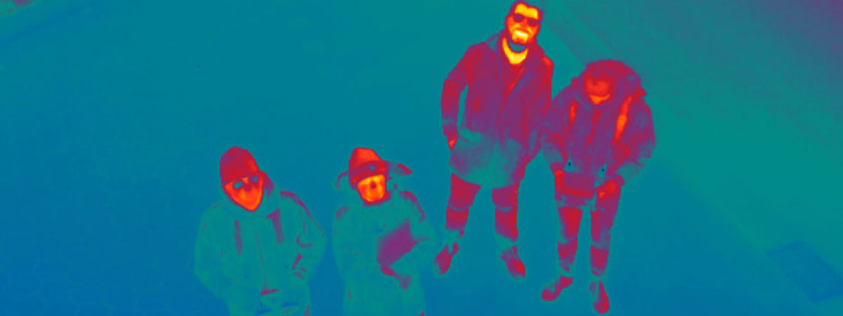 Team Wärmebildkamera